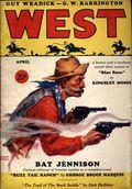 West (1926-1953 Doubleday) Pulp Vol. 36 #2