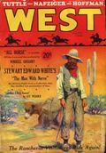West (1926-1953 Doubleday) Pulp Vol. 37 #1