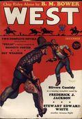 West (1926-1953 Doubleday) Pulp Vol. 37 #4