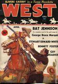West (1926-1953 Doubleday) Pulp Vol. 38 #2