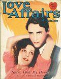 Love Affairs (1928 Fawcett) Pulp Vol. 1 #6