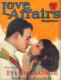 Love Affairs (1928 Fawcett) Pulp Vol. 2 #7