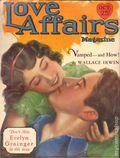 Love Affairs (1928 Fawcett) Pulp Vol. 2 #8
