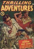 Thrilling Adventures (1931-1943 Standard) Pulp Vol. 36 #3