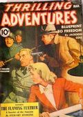 Thrilling Adventures (1931-1943 Standard) Pulp Vol. 37 #1