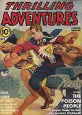 Thrilling Adventures (1931-1943 Standard) Pulp Vol. 38 #1