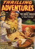 Thrilling Adventures (1931-1943 Standard) Pulp Vol. 39 #1