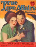 True Love Affairs (1929 Fawcett) Pulp Vol. 2 #11
