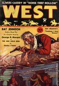 West (1926-1953 Doubleday) Pulp Vol. 38 #5