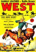 West (1926-1953 Doubleday) Pulp Vol. 38 #6