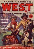West (1926-1953 Doubleday) Pulp Vol. 39 #2