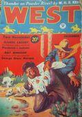 West (1926-1953 Doubleday) Pulp Vol. 39 #4