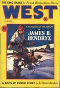 West (1926-1953 Doubleday) Pulp Vol. 39 #5