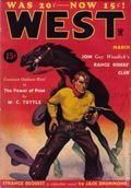 West (1926-1953 Doubleday) Pulp Vol. 40 #1