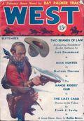 West (1926-1953 Doubleday) Pulp Vol. 40 #6