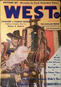 West (1926-1953 Doubleday) Pulp Vol. 41 #2