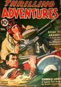 Thrilling Adventures (1931-1943 Standard) Pulp Vol. 39 #2