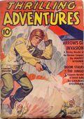 Thrilling Adventures (1931-1943 Standard) Pulp Vol. 40 #1