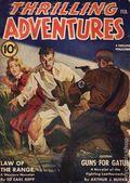 Thrilling Adventures (1931-1943 Standard) Pulp Vol. 40 #2