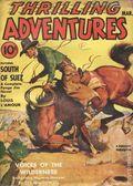 Thrilling Adventures (1931-1943 Standard) Pulp Vol. 40 #3