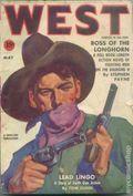 West (1926-1953 Doubleday) Pulp Vol. 44 #1