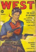 West (1926-1953 Doubleday) Pulp Vol. 45 #3