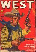 West (1926-1953 Doubleday) Pulp Vol. 46 #1