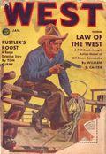 West (1926-1953 Doubleday) Pulp Vol. 47 #2
