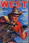 West (1926-1953 Doubleday) Pulp Vol. 48 #3