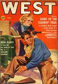 West (1926-1953 Doubleday) Pulp Vol. 49 #2