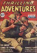 Thrilling Adventures (1931-1943 Standard) Pulp Vol. 43 #1