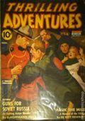 Thrilling Adventures (1931-1943 Standard) Pulp Vol. 43 #2