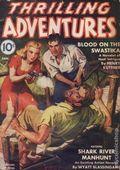 Thrilling Adventures (1931-1943 Standard) Pulp Vol. 44 #1