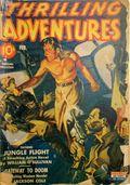 Thrilling Adventures (1931-1943 Standard) Pulp Vol. 44 #2