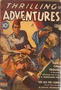 Thrilling Adventures (1931-1943 Standard) Pulp Vol. 45 #1