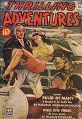 Thrilling Adventures (1931-1943 Standard) Pulp Vol. 45 #2