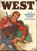 West (1926-1953 Doubleday) Pulp Vol. 50 #3