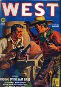 West (1926-1953 Doubleday) Pulp Vol. 52 #2