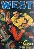 West (1926-1953 Doubleday) Pulp Vol. 55 #1