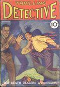Thrilling Detective (1931-1953 Standard) Pulp Vol. 1 #1