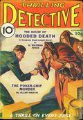 Thrilling Detective (1931-1953 Standard) Pulp Vol. 1 #2