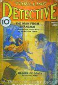 Thrilling Detective (1931-1953 Standard) Pulp Vol. 1 #3