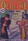 Thrilling Detective (1931-1953 Standard) Pulp Vol. 1 #4