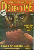Thrilling Detective (1931-1953 Standard) Pulp Vol. 2 #1