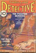 Thrilling Detective (1931-1953 Standard) Pulp Vol. 2 #2
