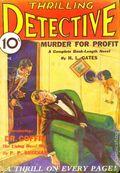 Thrilling Detective (1931-1953 Standard) Pulp Vol. 2 #4