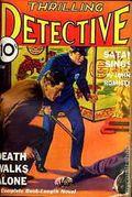 Thrilling Detective (1931-1953 Standard) Pulp Vol. 3 #1