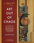 Maxon: Art Out of Chaos SC (2018 Fantagraphics) 1-1ST