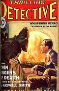 Thrilling Detective (1931-1953 Standard) Pulp Vol. 3 #3