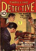 Thrilling Detective (1931-1953 Standard) Pulp Vol. 4 #3